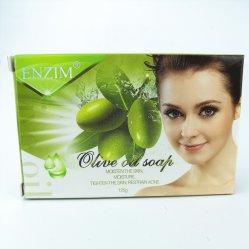 オリーブ油の浴用石鹸の化粧石鹸を緩和する125g