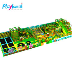 어린이 실외 체모스틱 트램폴린 중국 전문 제조업체 실내 놀이터 빅 세일 트램 폴린