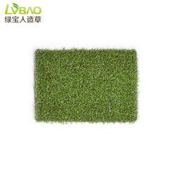 Bonne qualité de gazon artificiel ont le sentiment d'herbe du paysage naturel