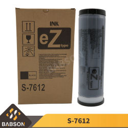 صورة الرسالة المتوافقة مع جهة تصنيع المعدات الأصلية (OEM) SF-7612 (من النوع F) للبيع المباشر من المصنع حبر أسود