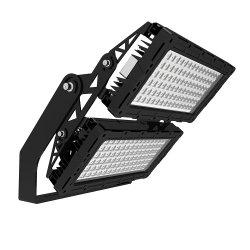 La aprobación Ce RoHS proyector de LED puede ajustar el ángulo de haz resistente al agua IP66 estadio al aire libre deportes 240W de iluminación de 480W 720W