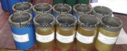 Алмазные сверла Core Bit T2-36, T2-45, T2-56, T2-66, T2-76, T2-86, T2-101 поверхность установки Semi-Round