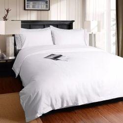 Tamanho Twin 100% algodão acetinado para Hotel Bedding Set (CCI219)