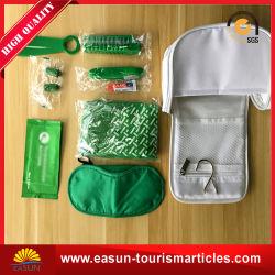 Одноразовый комплект для удобства авиакомпании отель туалетные принадлежности авиакомпании благоустройство комплект оптовой (ES3120403АМА)