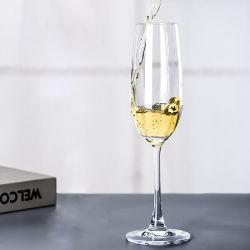 Comercio al por mayor barato Logotipo personalizado flauta copa de cava boda copas de champaña vasos copas de champaña para bodas