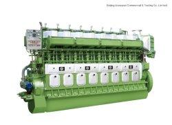 Vier Storke Mariene Dieselmotor de Met gemiddelde snelheid van Avespeed Dn8340 2940kw-4500kw