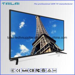 "Fabrik liefern 65 ""Haupt-FHD ATSC Dolbyzeile heraus Koaxialdigital LED Fernsehapparat"