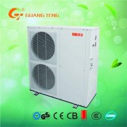 pompe à chaleur atmosphérique pour la maison de chauffage en hiver