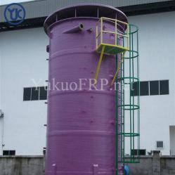 肥料の企業のためのFRPの軟化剤のAbstersionタンク