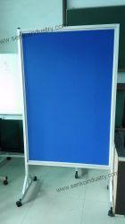 移動式イーゼルが付いているオフィスのための掲示板