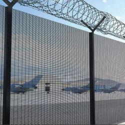 Revestimento a pó anti subir 358 mesh Zoneamento de Alta Segurança.