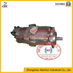 Pompa a ingranaggi di fabbricazione della fabbrica 705-52-30A00 per la parte D155ax-6/7 del bulldozer