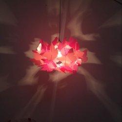 حديثة مدلّاة ضوء مع [بّ] [لمب شد]