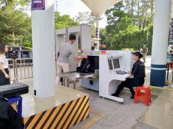 Aeropuerto, máquinas de rayos X/X-ray Scanner de equipaje en6550 con garantía de película ISO1600