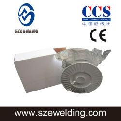 أسلاك لحام ذات أسلاك فلورسنت من فولاذ الكربون E71t-1