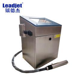 Stampante di getto di inchiostro automatica dell'ugello di pulizia per la macchina di codificazione in lotti del getto di inchiostro di /Industry della data
