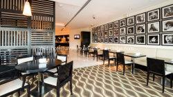 De moderne Houten Reeks van het Meubilair van de Staaf van de Zitkamer van het Restaurant van het Hotel