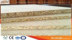 Prueba de humedad de grano de madera resistente al desgaste de la Junta de partículas de alta densidad