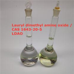 Ossido dimetilico laurico/CAS dell'ammina Ldao 1643-20-5 usato per il detersivo liquido