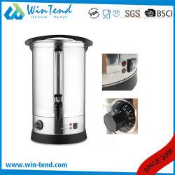 aço inoxidável de camada única caldeira de água de abastecimento manual elétrica urna com certificação CE
