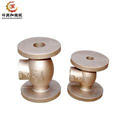Forjar Three-Way personalizado de válvulas en acero inoxidable AISI 316