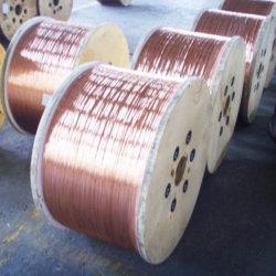 Heet Koper 0.25mm van Nieuwe Producten CCA van het Aluminium van de Spreker van de Draad van het Koper Audio Gekleurde Beklede Draad voor de Kabel van de Spreker