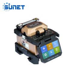 AV6481 оптическое волокно Fusion Splicer шесть мотор FTTH проекта для Китайской армии