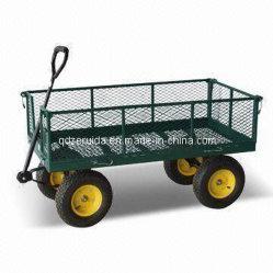 Carrello ingranato resistente del carrello di giardino di alta qualità/strumento di giardino