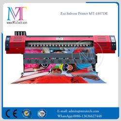Хороший экологически чистых растворителей для широкоформатной печати принтера 3.2meter 1.8meter/Dx7 печатающей головки 1440 dpi