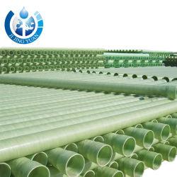 Tubo dei montaggi di prezzi del tubo di bobina GRP FRP della vetroresina