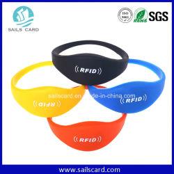 Bracelet en silicone étanche/Bracelet Bracelet NFC tag RFID Smart