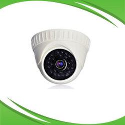 プラスチックCCTV Camera Dome 1.0MP 720p