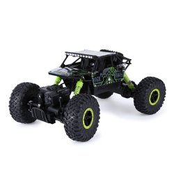 2.4GHz Radio Control RC Rock Crawler 4WD Car Truck Off-Road Vehicle Toy