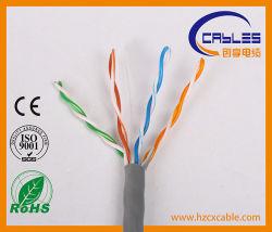 0,45 mm, 0.48mm, 0.50mm CCA/Cu PVC pour câble UTP CAT5e