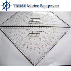 Zeevaart driehoek-Inoue Type 360mm (IMPA code 371007), Apparatuur Naucital