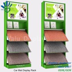 市販ホットオートカーアクセサリ、電子製品ディスプレイラック、金属製ディスプレイラック