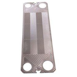 Flusso o uguale cieco Vicarb V110 del piatto per lo scambiatore di calore