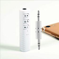 Algemeen begrip 3.5mm Uitrusting Aux van de Adapter van de Ontvanger van de Muziek van de Handen van de Uitrusting van de Auto van Bluetooth van de Hefboom de Vrije Audio Auto voor de Stereo-installatie van de Auto van de Hoofdtelefoon van de Spreker