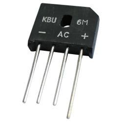 Глава 35A 1000V Kbu случае мостового выпрямителя Kbu3510