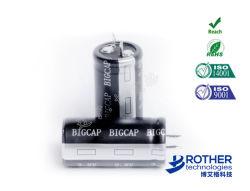 Высокая мощность Bigcap Ultra конденсатор 2.8V 3.0V 120f Super конденсаторы