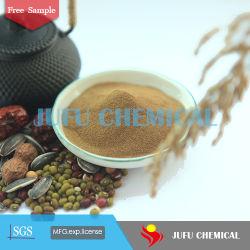 الكالسيوم Lignosulphonate يستخدم كBinder/Construction advافات/الخرسانة المياه تخفيض العامل
