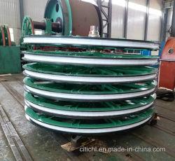 Направляющее колесо шкив для добычи полезных ископаемых подъем машины