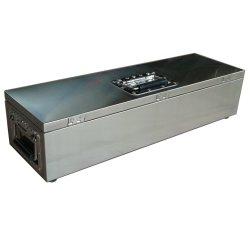 Feuille de métal en acier inoxydable découpés au laser feuille en aluminium boîte en métal