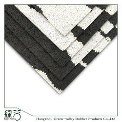 precio de fábrica Entrega Rápida Cow-Pattern rodillo de goma alfombras pisos para gimnasio, pistas de hielo/hogar/Tiro...