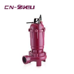 WqシリーズNon-Block下水のアクセサリが付いている浸水許容の水ポンプ