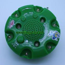 LED 가벼운 야영지 라디오