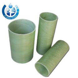 Corrosión Resistan Life-Span largo tubo de fibra de vidrio PRFV FRP conducto para transporte de agua y aguas residuales industriales