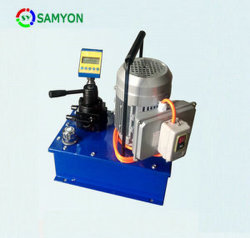 Âncora eléctrico puxe o medidor/Testador de Força de Fixação