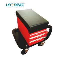 Siège de voiture de garage de réparation d'acier des outils de réparation de voiture siège réducteur gamme rampante