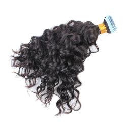 L'usine d'onde de l'eau de gros de la bande dans les Extensions de cheveux